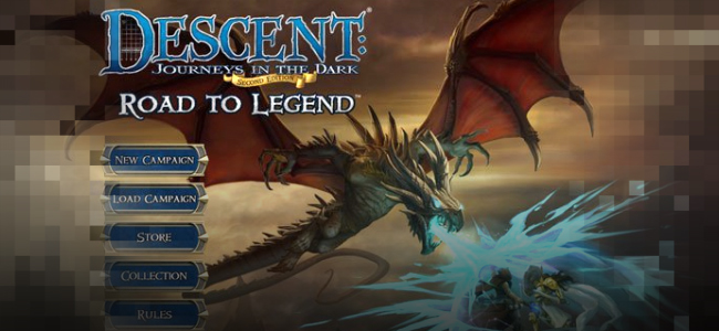 Descent road to legend sgananzium - Descent gioco da tavolo ...